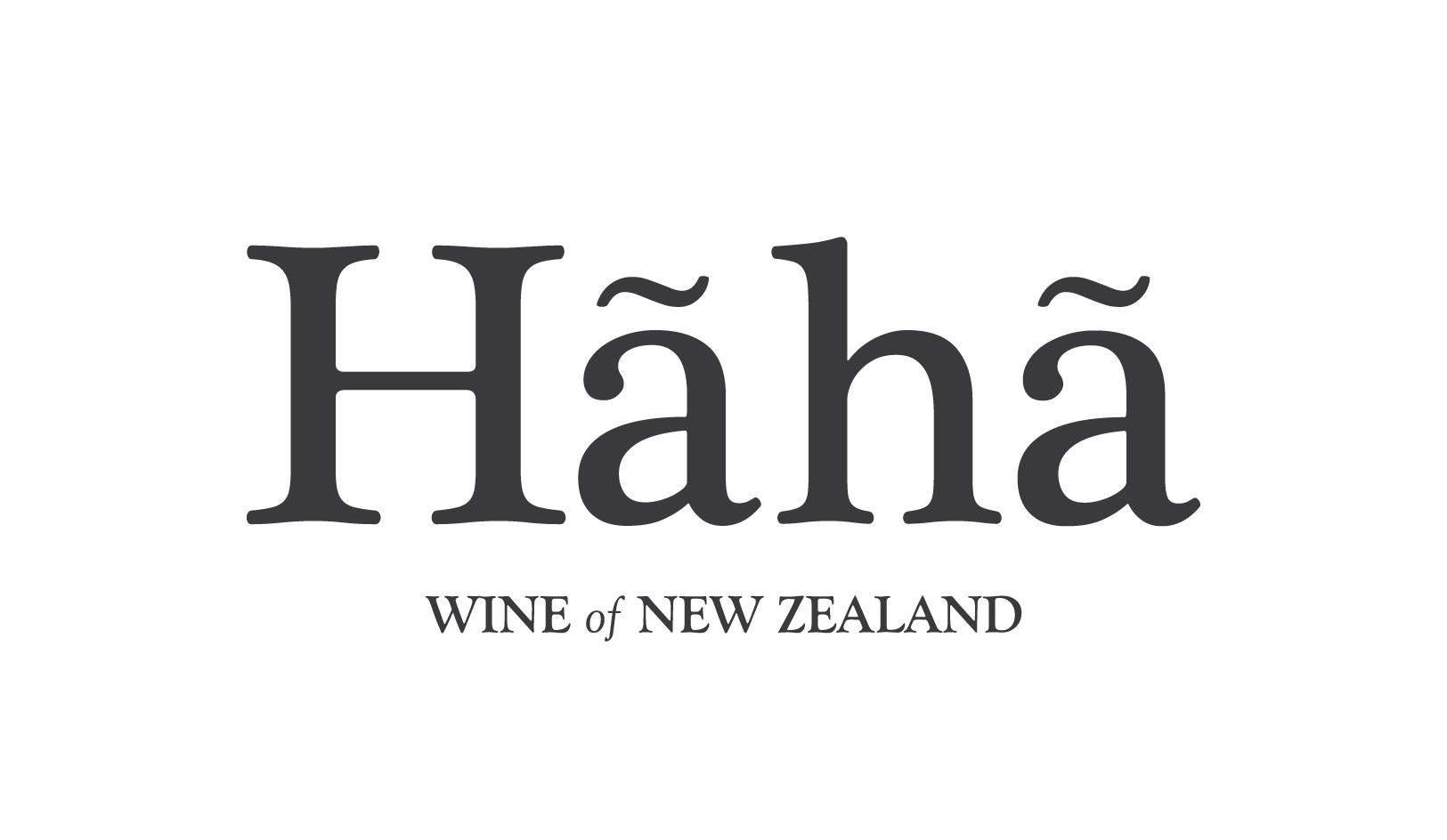 Haha wine logo