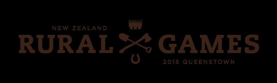 new zealand rural games logo