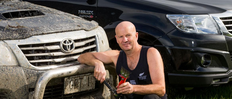 Hilux sponsors NZ Rural Games