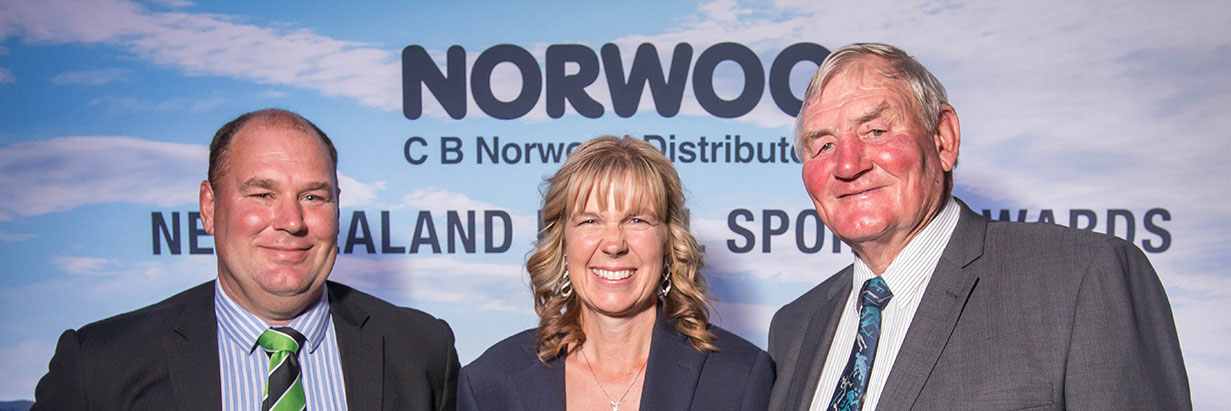 Kiwi sporting legend honoured with new Rural Sports Award