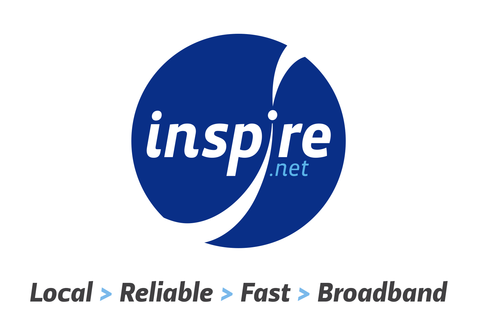 Inspire Logo with Tagline