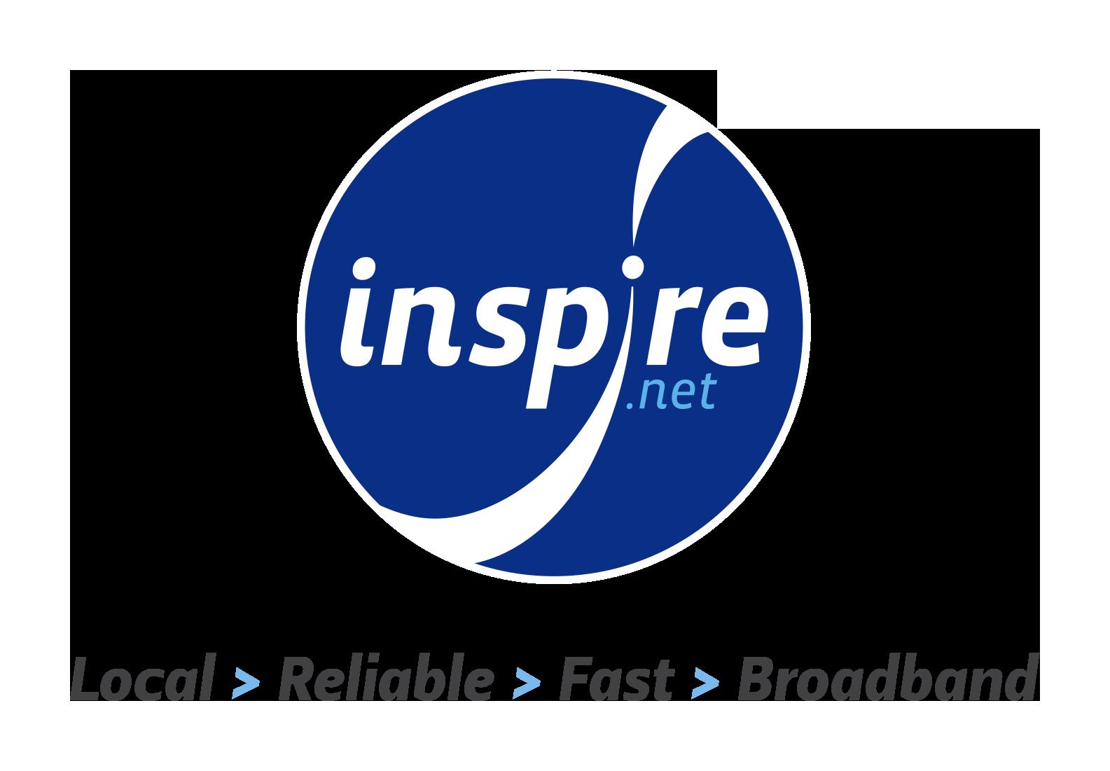 Inspire Logo with Tagline