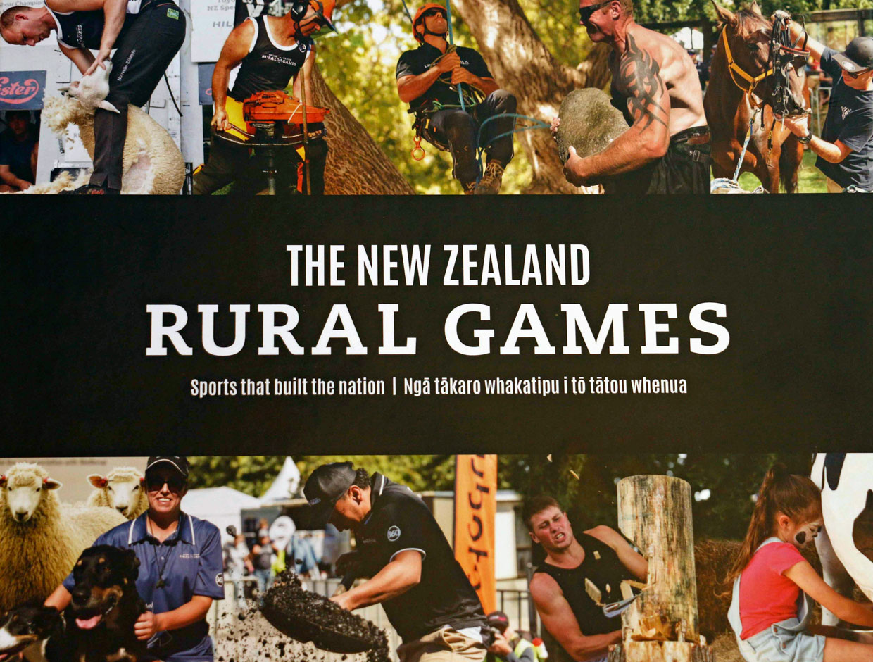 Rural Games Book Cover